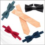 Fliegen und Krawatten für Ihn