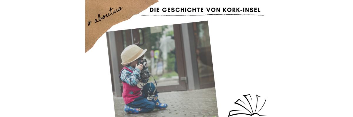 Die Geschichte hinter Kork-Insel. Vegane Mode aus Kork. - Die Geschichte hinter Kork-Insel. Vegane Mode aus Kork.