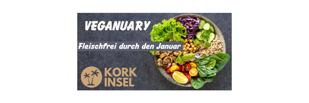 Veganuary - Fleischfrei durch den Januar - Veganuary - Fleischfrei durch den Januar