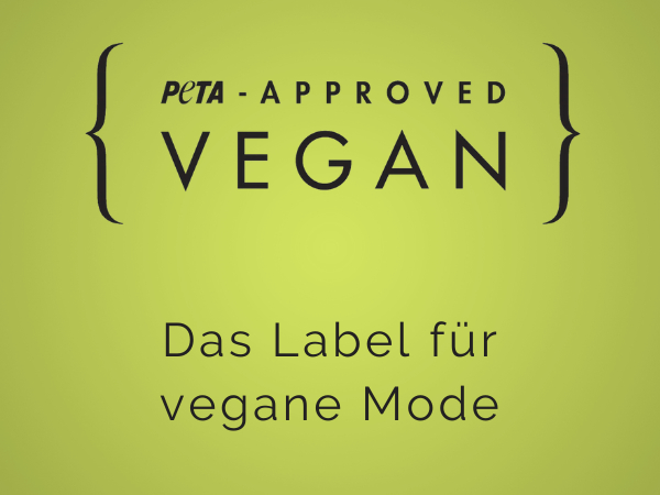 Peta - approved vegan