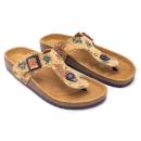 Sandalen (Sandals) - Blümchen - EU 41
