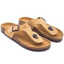 Sandalen (Sandals) - NATURAL - EU 38