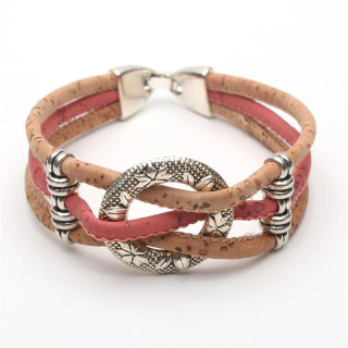 Kreis Armband (Bracelet) Rot