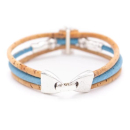 Lebensbaum Armband (Bracelet) Hellblau
