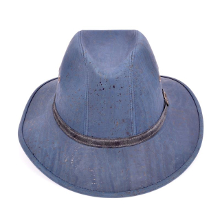 Kork Hut (Cap) BLUE