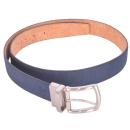 Gürtel (Belt) - BLUE - 100 cm