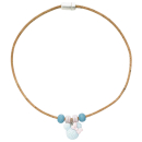 Minnie Halskette (Necklace) - Blau