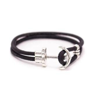 Anker Armband (Bracelet) Schwarz