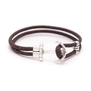 Anker Armband (Bracelet) Braun