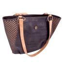 Elegante Einkaufstasche mit Muster