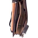 Große braune Umhängetasche (Bodycross)
