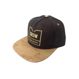 Kappe (Cap) - BROWN - 58