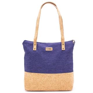 Einkaufstasche (Shopper) Marineblau