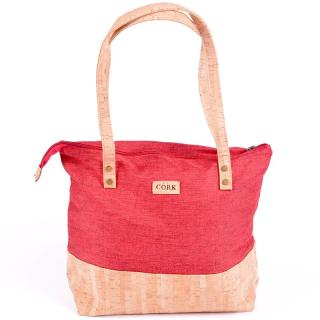 Einkaufstasche (Shopper) Rot