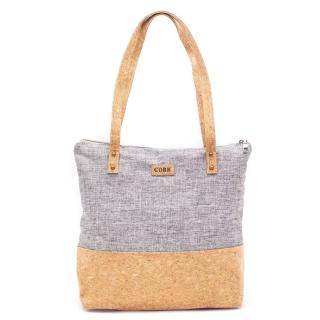 Einkaufstasche (Shopper) Grau