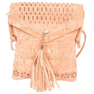 Natürliche Umhängetasche (Cross-body bag)