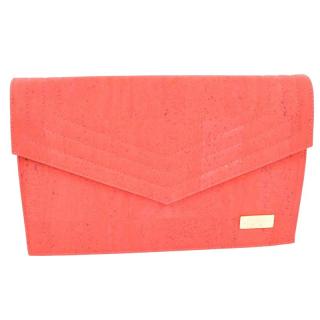 Wunderschöne Handtasche in Coral