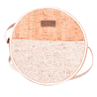Runde Umhängetasche (Cross-body bag)