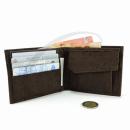 Kleine Geldbörse (Wallet) braun