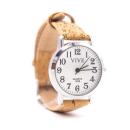 Analoge Quarz Armbanduhr