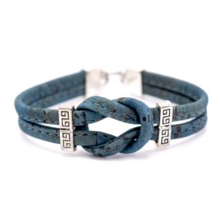 Knoten Armband (Bracelet) Grün