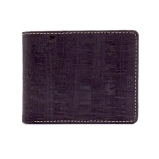 Herrengeldbörse braun/blau/schwarz (Wallet) Schwarz