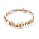 Unendlichkeitsarmband (Infinity Bracelet)