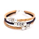 Perlen Blumen Armband (Bracelet)