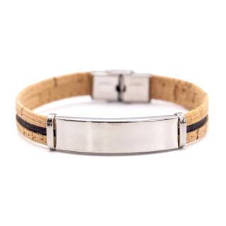 Edelstahl Rriemen Armband (Bracelet) Keines