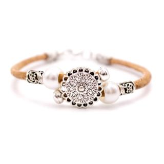 Edles Armband (Bracelet) Blume 1