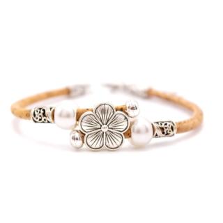 Edles Armband (Bracelet) Blume 2