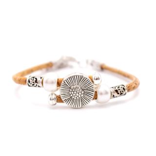 Edles Armband (Bracelet) Blume 3