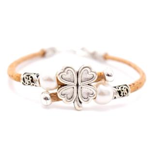 Edles Armband (Bracelet) Blume 5