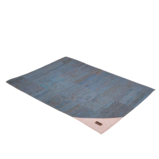 Tischset türkis-weiß (Placemat)