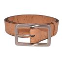 Natürlicher Gürtel mit rechteckiger Schnalle (Belt)