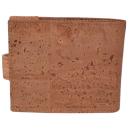Nachhaltiger Kork Geldbeutel (Wallet) Natürlich mit Naht