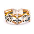 Doppeltes Lebensbaum Armband (Bracelet)