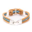 Knoten Lebensbaum Armband (Bracelet) braun